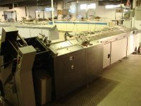 AUTOMATIC MULTIBINDER, STANDARD, MDL HSC-5200