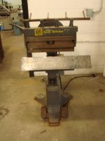 WIRE STITCHER, ACME STEEL, MDL P, CHAMPION, S