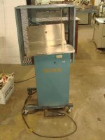 STRING TYING MACHINE, BUNN ( LOCATED AT 12300