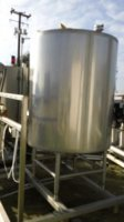 CIP Skid, SS Construction, AB Panelview 550,