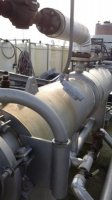 OHI Heat Exchanger, Mfg. 1997, Model Horiz H.