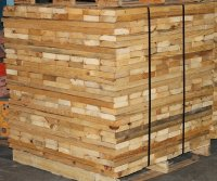 ONE LOT OF PALLET SUPPORT FOR 42