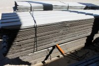ONE LOT OF 100PCS OF METAL B DECKING,