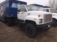 1994 GMC TopKick, c/w: Caterpillar 3116 6cyl,