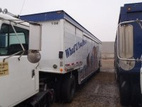 1983 Ekmer 16Bay single axle Beverage Trailer