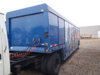 1983 Plew 16 Bay single axle Beverage Trailer