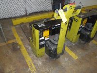 Clark 4000lbs Electric Pallet Jack