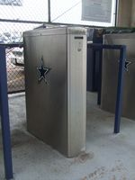 MILLIONS OF COWBOYS FANS HAVE PASSED THROUGH